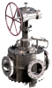 GENERAL VALVE® Four Way Diverter Valve
