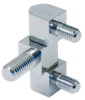 Surface Mount Hinges -- EH-8R-5G-38 - Image