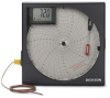 "8""Thermocouple Recorder w/Display -- KT8P2 -- View Larger Image"