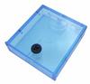 "XSPC UV Blue Single 5.25"" Bay Reservoir -- 70159 -- View Larger Image"