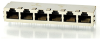 TE Connectivity 5-6610168-8 Integrated Magnetic, Stacked (Mag45™) and Power over Ethernet (PoE) -- 5-6610168-8