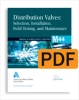 M44 Distribution Valves: Selection, Installation, Field Testing, and Maintenance, Second Edition (PDF) -- 30044-PDF