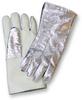 Chicago Protective Apparel Aluminized Zetex/Zetex Heat-Resistant Glove - 14 in Length - 234-AZ-Z -- 234-AZ-Z - Image