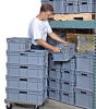 Akro-Mils® Straight Wall Containers -- 52719