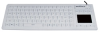 SEAL TOUCH GLOW Backlit Silicone Keyboard w/Touchpad -- SW90PG2