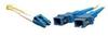 1ft Duplex SMF 8.3/125 Adapter LC-Male/SC-Female 1 -- N458-001-9