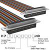 D-Sub Cables -- H7SSH-3710M-ND -Image