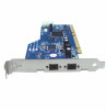 IEEE 1394b OHCI PCI Host Adapter 2-Port 800Mbps Card -- ACC-01-1001 - Image