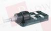 MURR ELEKTRONIK 8000-84510-3631500 ( EXACT12, 4XM12, 5-POLE, MOULDED CABLE, 15.0M PUR/PVC 8X0,34+3X0.75, UL/CSA ) -Image