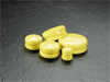 Vinyl Snap Ring Flange Covers -- VSR-14500