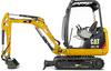 Mini Excavators -- 301.7D