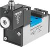 Air solenoid valve -- MDH-5/2-D-1-S-FR-M12D-C -Image