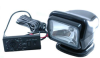 HID Golight Stryker Spotlight W/ Wired LED Controller & Wireless Remote - 5000' Spot Beam - 12 Volt -- GL-3049HW-SE50