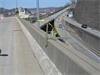 Portable Concrete Median Barrier Clamp -- Median Clamp - Image