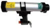 Pneumatic Caulk Gun, 300mL, Aluminum -- 6JZV2