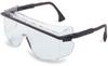 Uvex Astro 3001 Polycarbonate Welding Glasses Shade 5.0 Lens - Black Frame - 603390-021282 -- 603390-021282