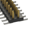 Rectangular Connectors - Headers, Male Pins -- FTS-117-02-S-DV-ND -Image