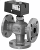 Electric Control Valve -- Type 3260/5857