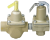 Dual Controls (Regulator and Relief Valve) -- 1450F - Image