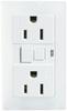 NEMA 5-15 GFCI receptacle module -- 4000-68000-3220000