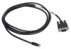 CABLE GS DRIVE TO DL06/DL205 2m (6.6ft) HD15 TO RJ12 RS-485 -- GS-485HD15-CBL-2 - Image