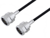 N Male to N Male Cable 36 Inch Length Using RG223 Coax -- PE3W00417-36 -Image