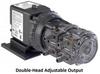 Stenner Double Head Adjustable Output High Pressure Pump -- 410-100DMHP20