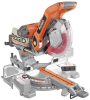 "10"" Sliding Dual Bevel Miter Saw with Dual Laser Guide"