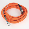 MP-Series 15m Length Power Cable -- 2090-CPWM7DF-14AF15 -Image
