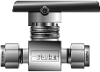 MB4 SERIES BALL VALVE -- 4A-MB4LPFA-SS-71 - Image