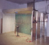 Open Face Industrial Paint Spray Booths