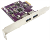 CalDigit U3-HostAdapter SuperSpeed PCI Express Card for USB 3.0