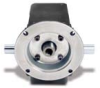 WORM GEARBOX, 2.37IN, 60:1 RATIO 56C-FACE INPUT, DUAL SHAFT OUT -- WG-237-060-D