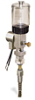 """(Formerly B1743-2X-.25SS-120/60), Electro Chain Lubricator, 2 1/2 oz Polycarbonate Reservoir, 1/4"""" Round Brush Stainless Steel, 120V/60Hz -- B1743-002B1SR11206W -- View Larger Image"""