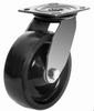 Series 1 Med Heavy Duty Stainless - Swivel Caster -- S142D-KT-SS