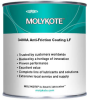 DuPont MOLYKOTE® 3400A Anti-Friction Coating Charcoal 1 kg Can -- 3400A ANTI FRCTN CTG 1KG -Image