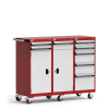 L Cabinet with Partitions, L3 Lock (54