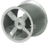 Tubeaxial Fan, Direct Drive -- TD