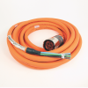 MP-Series 9m Servo Power Cable -- 2090-CPWM7DF-10AF09 -Image