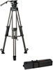 Libec LS-100M Single Stage Tripod system with mid level spreader