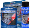 Dupli-Color TRG302K Black Bed Liner - Liquid 1 kit Can - 04480 -- 026916-04480