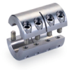 Metric Split Two-Piece Rigid Couplings MSPX Series