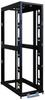 SmartRack 42U Standard-Depth 4-Post Premium Open Frame Rack -- SR42UBEXPND