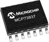 Advanced Stand-Alone Linear Li-Ion/Li-Polymer Charge Management Controller -- MCP73837