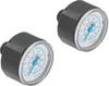 Pressure gauge kit -- DPA-40-10-MA-SET -- View Larger Image