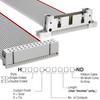 Rectangular Cable Assemblies -- H3AWH-2636G-ND -Image
