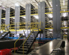 Mezzanine Shelving Systems -- View Larger Image