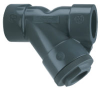 Registered PVC Y-Style Check Valve -- 22178