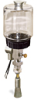 """(Formerly B1743-5X02), Electro Chain Lubricator, 1 pt Polycarbonate Reservoir, 5/8"""" Round Brush Stainless Steel, 120V/60Hz -- B1743-016B1SR21206W -- View Larger Image"""
