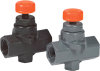 Manual Flow Control Needle Valves -- NVA Series - Image